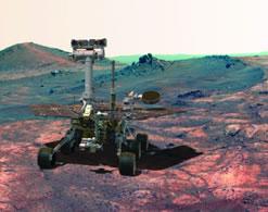 NASA Mars Rover Calendar
