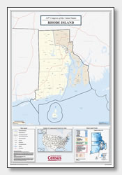 printable Rhode Island congressional district map