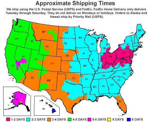 Conditions Of Use Privacy Policy Frequent Questions - Us postal service delivery times map